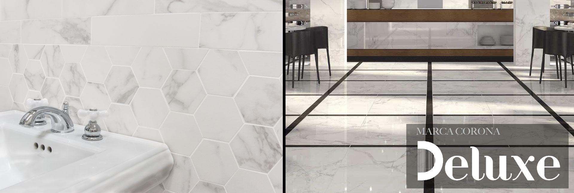 Marca Corona Deluxe - Italian Porcelain Tile