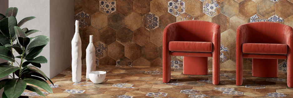 Terracotta Look Porcelain Tile By Style